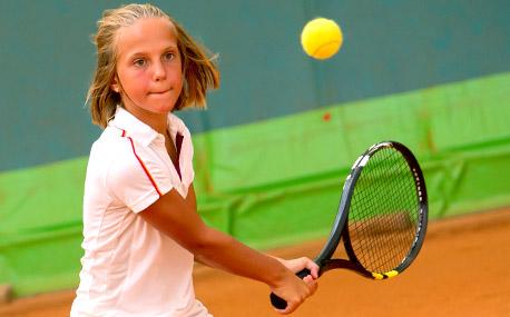 Tennis at Kents Hill Sports Camp